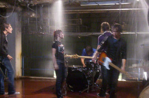 Paramore All We Know Is Falling Photoshoot