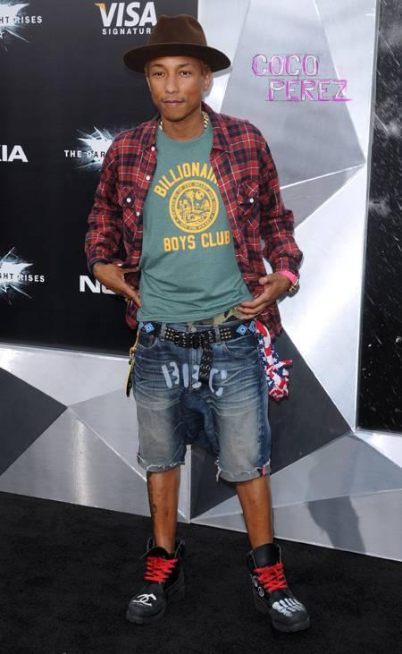 Fashion Genius – Style Bible: Pharrell Williams | Genius