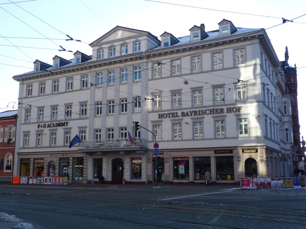 Hotel Heidelberger Hof Heidelberg