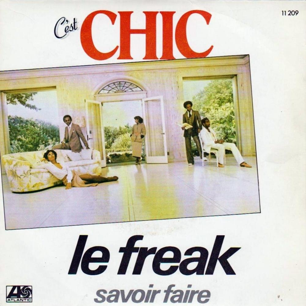 how to play le freak