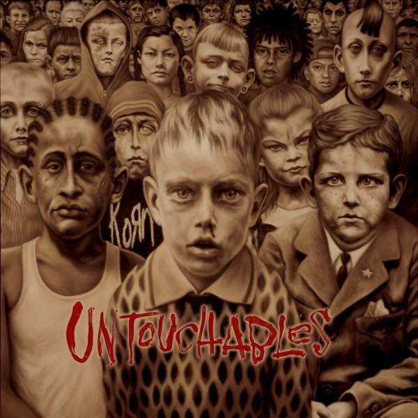 korn untouchables okładka