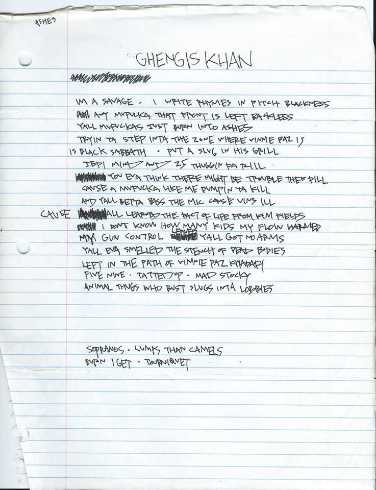 Lyric god is dead lyrics : Jedi Mind Tricks – Genghis Khan Lyrics | Genius Lyrics