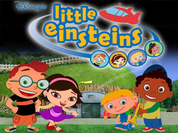 download little einstein trap city