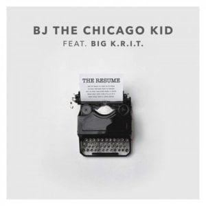 BJ the Chicago Kid – The Resume обложка