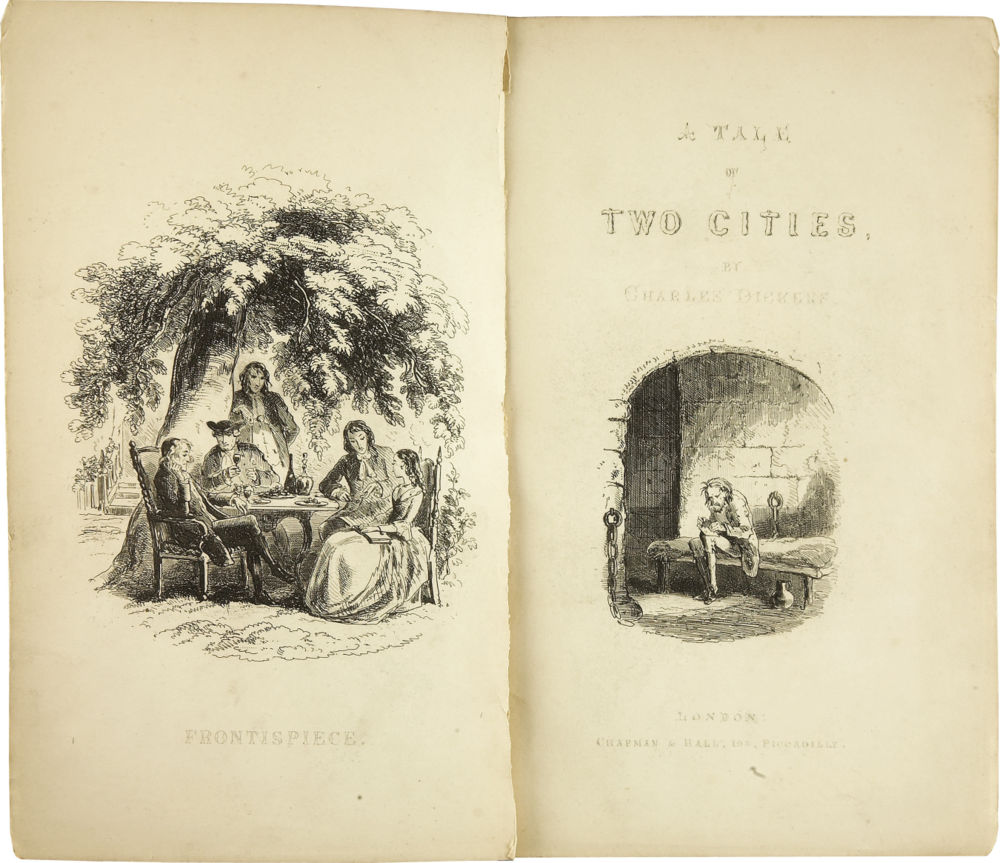 A Tale of Two Cities paper help?