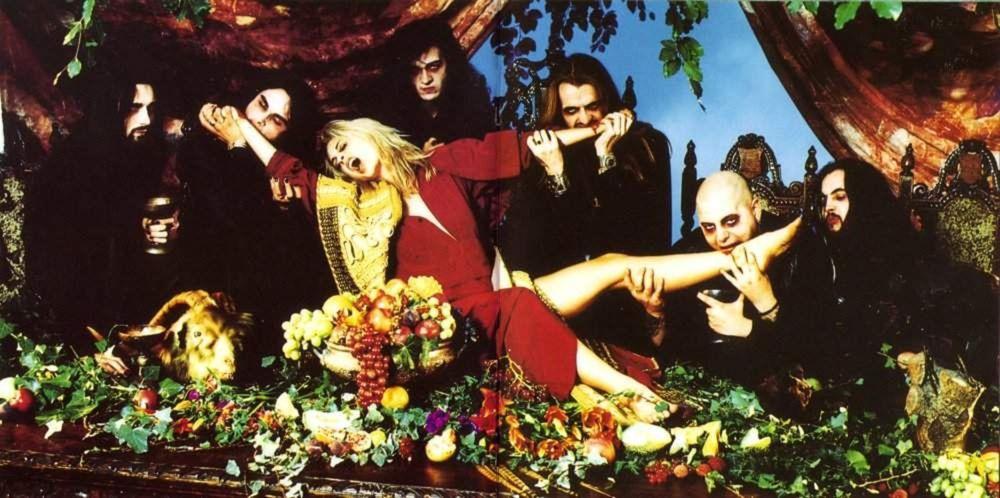 Cradle Of Filth Lyrics Songs And Albums Genius