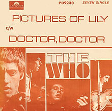 The Who – Pictures of Lily Lyrics | Genius Lyrics Pictures Of Lily Lyrics