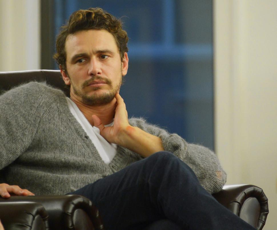 james franco writing Tldr: they probably did it, but who can tell when the writing is this disjointed and insufferable james franco is an actor, a director, a producer, and a professor he is also a writer, or at least positions himself as one in his latest essay for vice he bites back at lindsay lohan by gazing deep.
