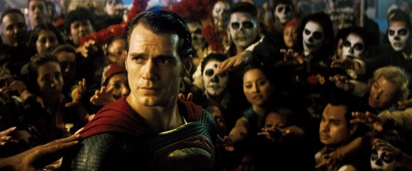 Image result for man of steel in batman vs superman devils don't come from the sky