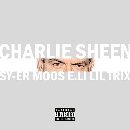 Cover art for Charlie Sheen by ZULO