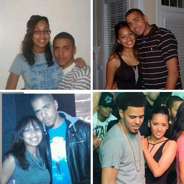 J Cole And His Wife Realest Nigga J...