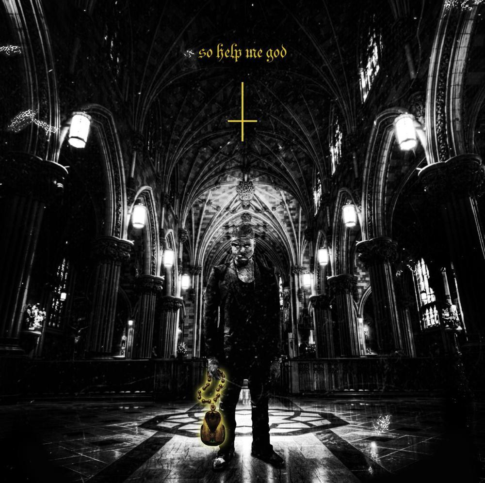 Alternate Album Covers (Not Really) | 10 | So Help Me God