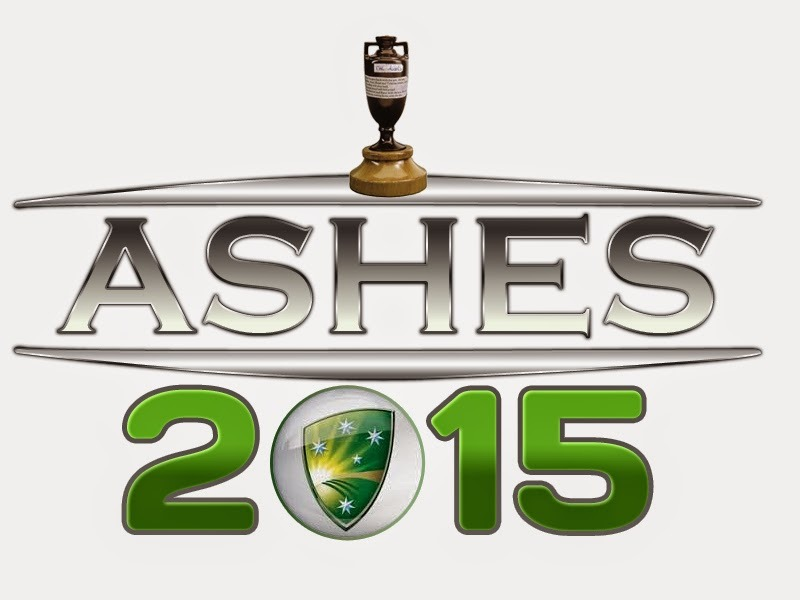 Cover art for 2015 Ashes by Sports Genius