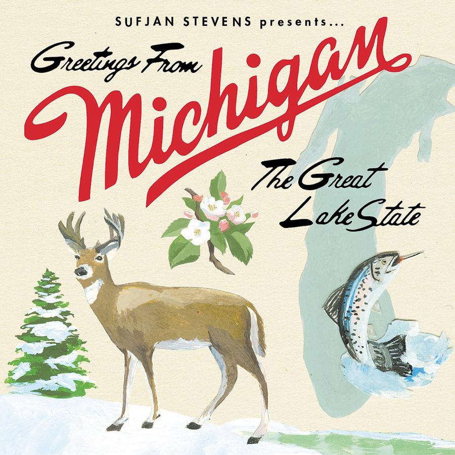 Sufjan stevens greetings from michigan album art genius greetings from michigan album art lyrics m4hsunfo