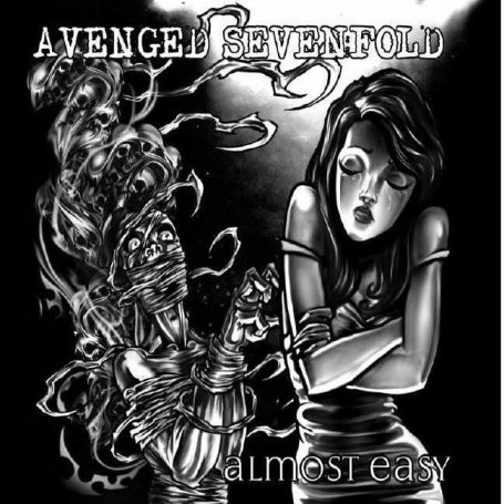 Avenged Sevenfold - Almost Easy (Chords) - Ultimate-Guitar.Com