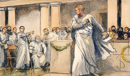 the fault in the character of brutus Shakespeare seems to have held the opinion that all men are mixtures of good  and bad he shows this clearly in julius caesar caesar is a great man, but he is .