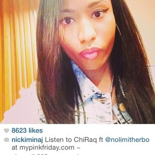 Nicki Minaj Chiraq Lyrics Genius Lyrics