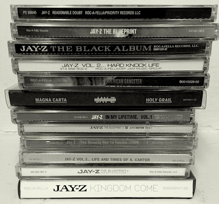 Jay z ranking his classic albums in order accurate or nah genius thoughts what would your order look like malvernweather Gallery