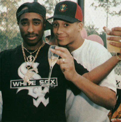 Young noble and tupac