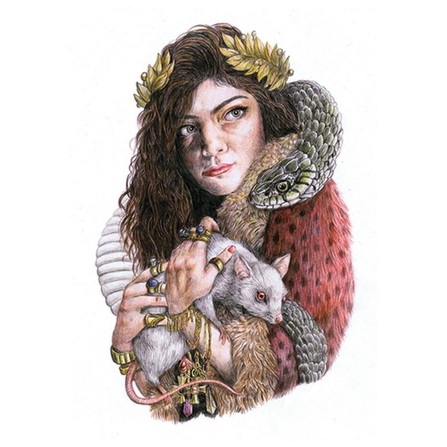 Lorde - The Love Club EP [Album Artwork + Tracklist ...