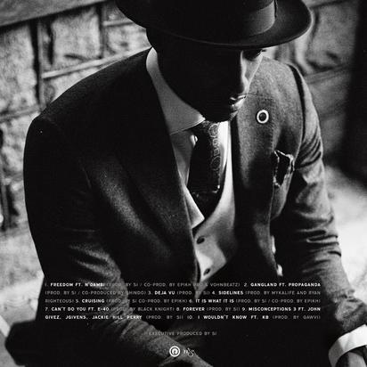 Lecrae surprise release of mixtape Church Clothes 3 | Genius