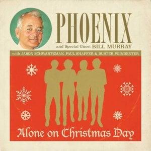 Phoenix – Alone on Christmas Day обложка