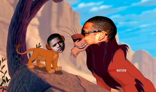 Roc Nation as Scar