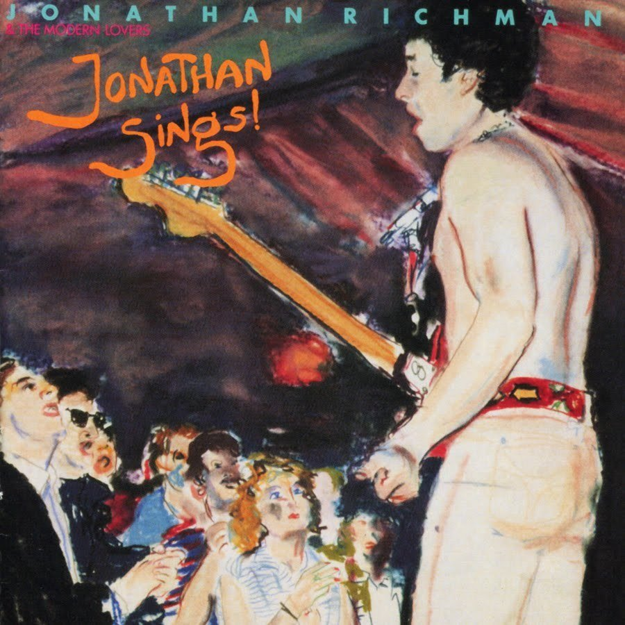 Cover art for This Kind Of Music by Jonathan Richman and the Modern Lovers