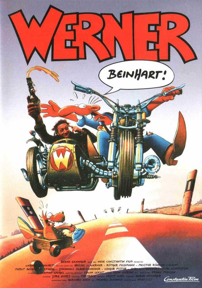 Werner Gekotzt Wird Später