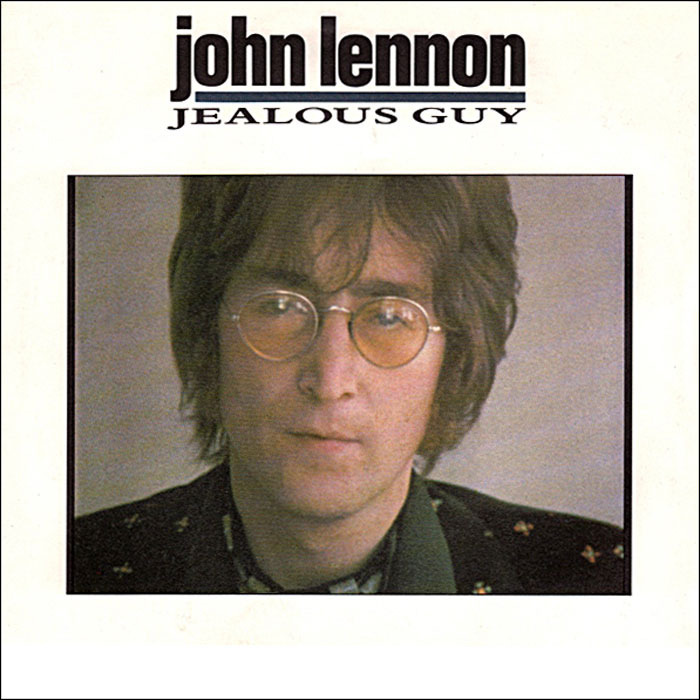 John lenon jeousus gay