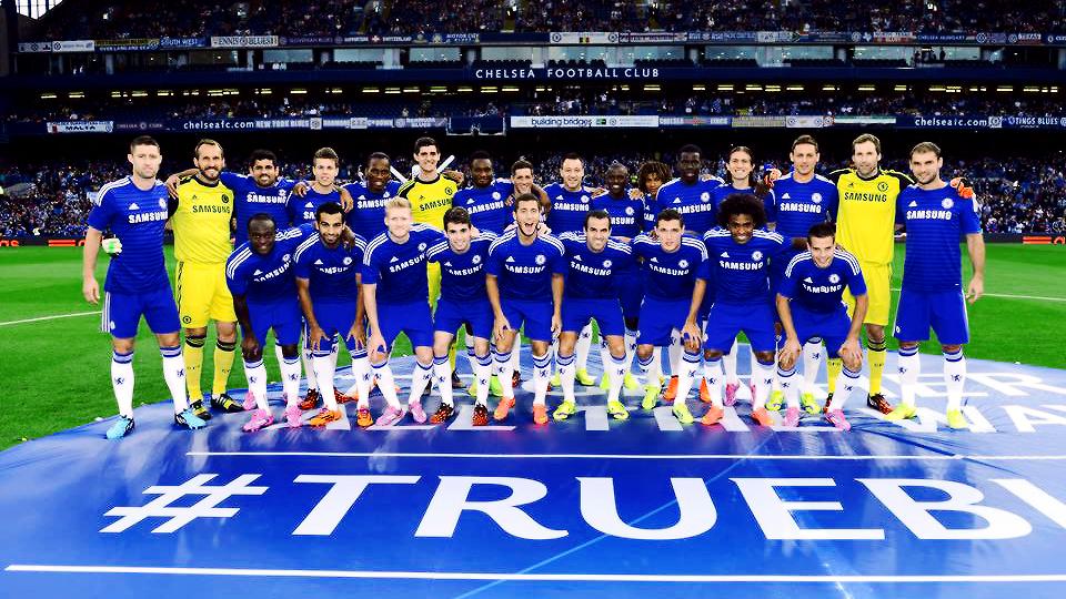 Chelsea FC – 2014/15 Chelsea FC Squad