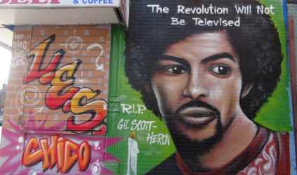 Gil Scott-Heron - The Revolution Will Not Be Televised ...