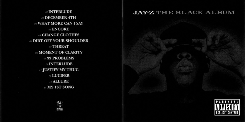 The black album is so fucking classic genius i understand the love for rd and the blueprint but man this was jay at his peak imo by far my favorite hov album and my 3 album oat personally i grew malvernweather Gallery