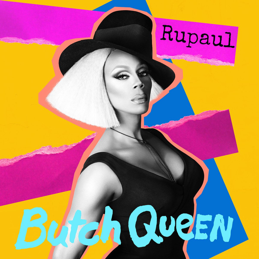 Cover art for Drop by RuPaul