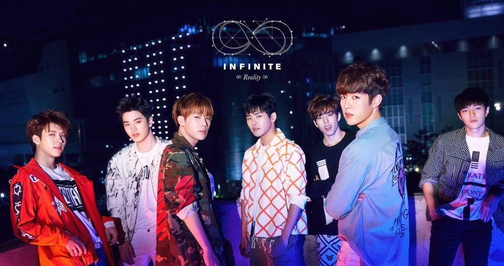 Cover art for Between Me & You by INFINITE (KOR)
