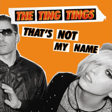 Lyrics to ting tings