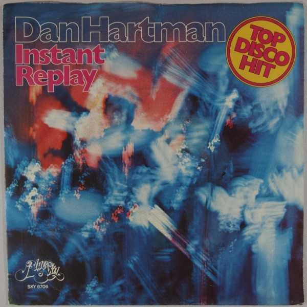 Dan Hartman - Instant Replay Lyrics   MetroLyrics