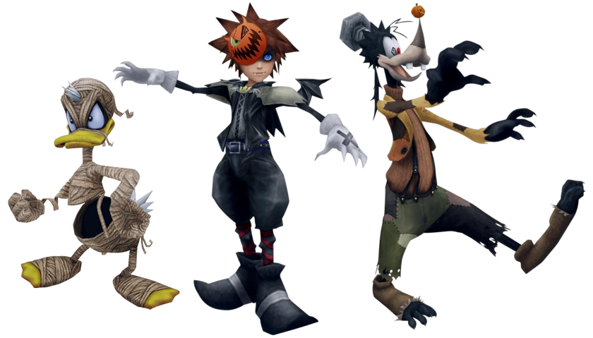 Kingdom Hearts Character Amp World List Genius