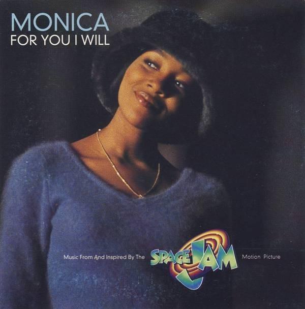 MONICA - FOR YOU I WILL LYRICS - SongLyrics.com