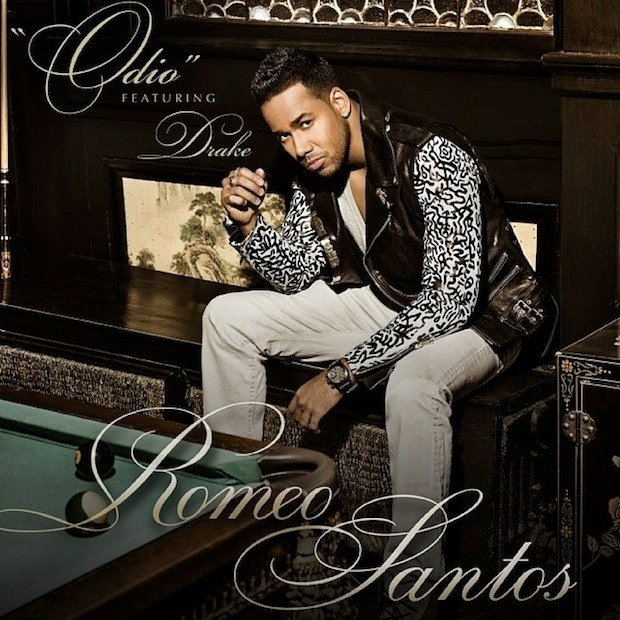 Cover art for Odio by Romeo Santos