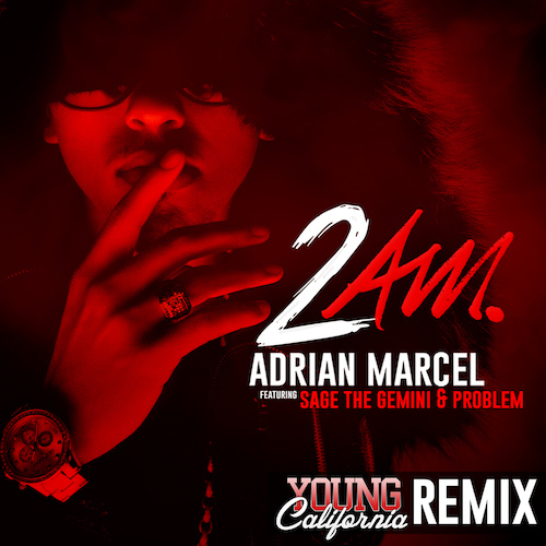 Adrian Marcel ft Sage The Gemini