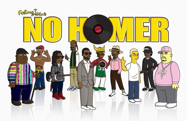 Eazy E Cartoon: Rappers As Cartoons