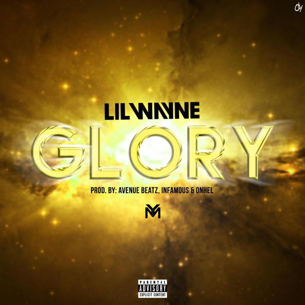Cover art for Glory by Lil Wayne