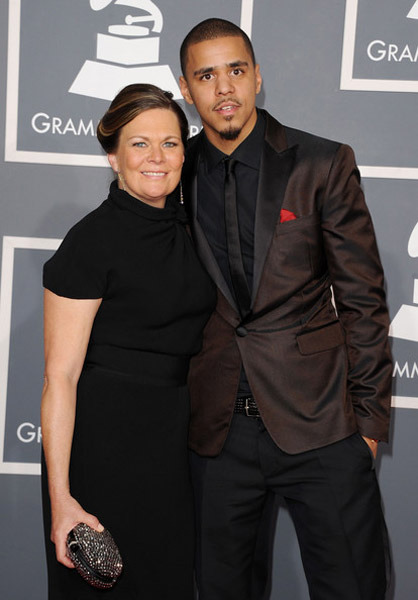 J Cole Parents J. Cole – Royal Flus...