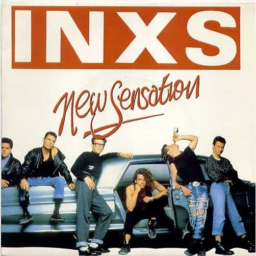 Inxs Never Tear Us Apart: INXS – New Sensation Lyrics