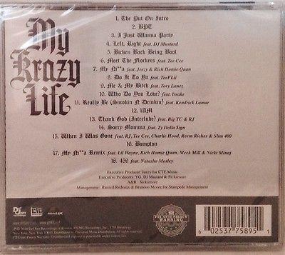 Yg My Krazy Life Deluxe YG – My Krazy Life [...