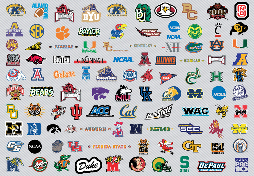 all college logos wallpapers - photo #4