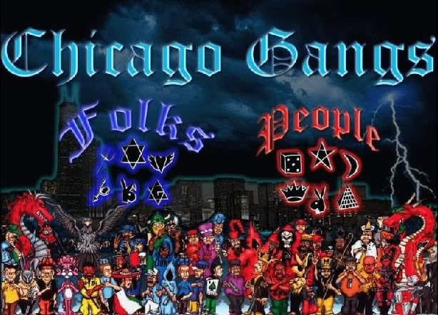 gangs in chicago Ronald safer didn't know all that much about gangs when, in 1992, he was assigned to lead a federal investigation of chicago's gangster disciples, the.