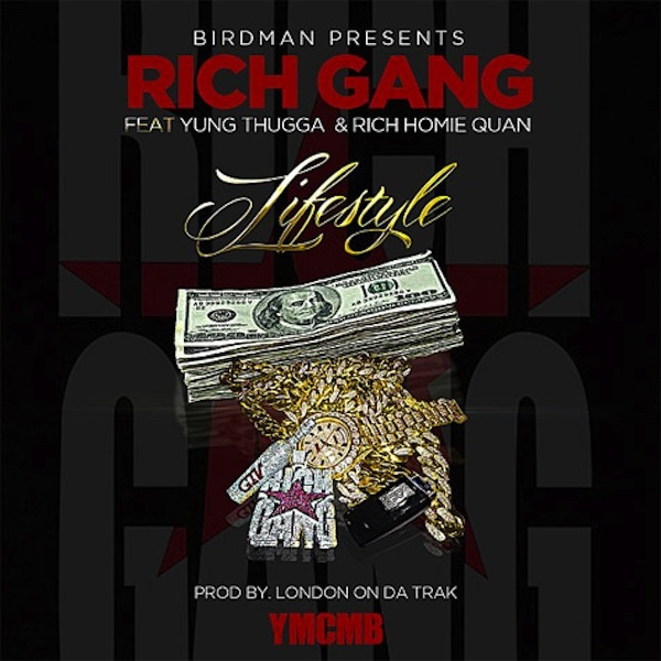 Lifestyle: Rich Gang – Lifestyle Lyrics