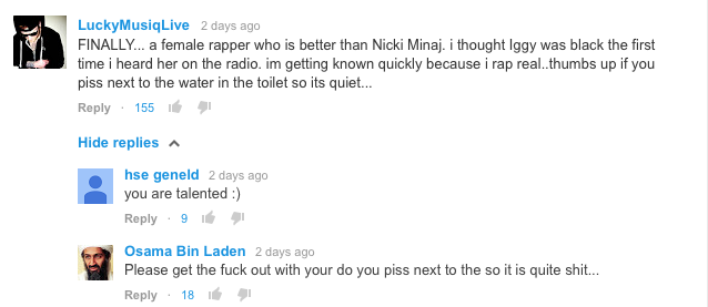 YouTube Comments: That Escalated Quickly | Genius